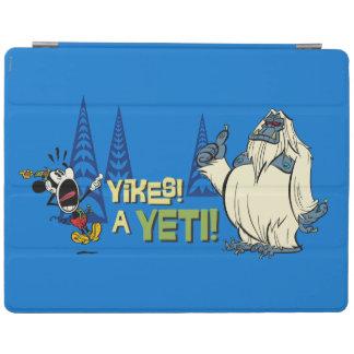 ¡Yikes! ¡Yeti! Cover De iPad