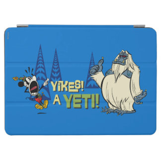 ¡Yikes! ¡Yeti! Cubierta De iPad Air