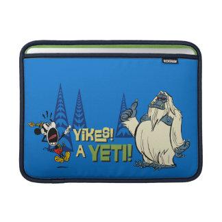 ¡Yikes! ¡Yeti! Fundas MacBook