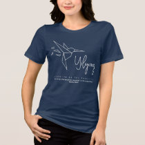 Yili.org - Standing Up for Humanity T-Shirt