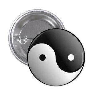 Yin and Yan Button