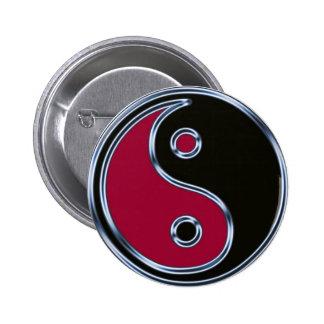 Yin and Yang 1 Button
