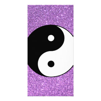 Yin and Yang Card