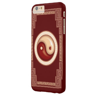 Yin And Yang Barely There iPhone 6 Plus Case