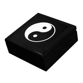 Yin and Yang Trinket Boxes