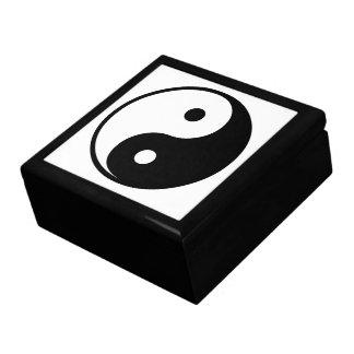 Yin and Yang Keepsake Boxes