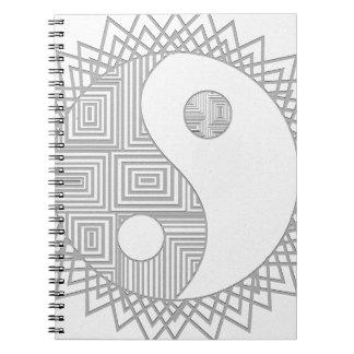 Yin and Yang I Notebook