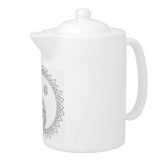 Yin and Yang I Teapot