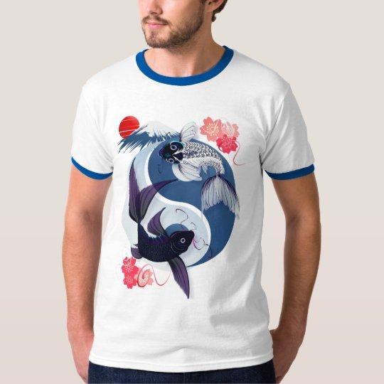 Yin and Yang Koi T-Shirts