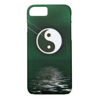 Yin and Yang Levitate iPhone 8/7 Case