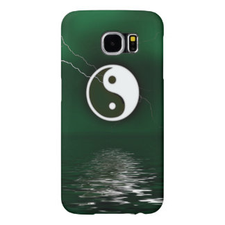 Yin and Yang Levitate Samsung Galaxy S6 Case