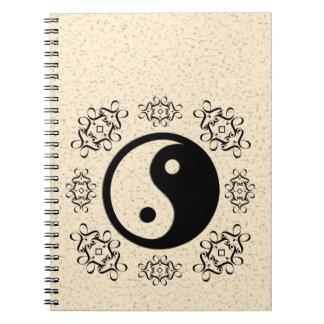 Yin and Yang Note Book
