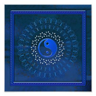 Yin and Yang Photo Print
