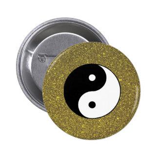 Yin and Yang Pinback Button