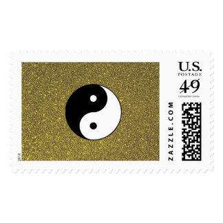 Yin and Yang Postage