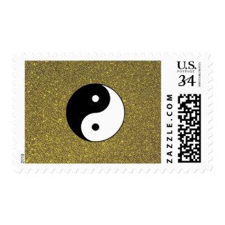 Yin and Yang Postage
