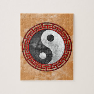 Yin and Yang Puzzles