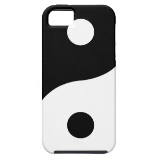 Yin And Yang Sides iPhone SE/5/5s Case