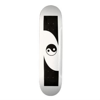 Yin and Yang Skateboard