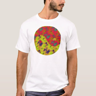 yin and yang symbol T-Shirt