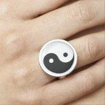 Yin and Yang | Taoism Ring