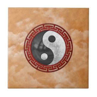 Yin and Yang Tile