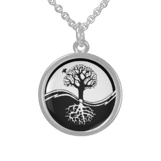 Yin and Yang Tree Jewelry