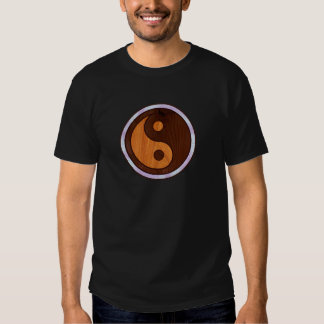 Yin embutido Yang Remeras