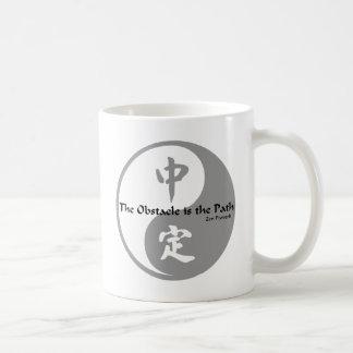 Yin Gang Template Coffee Mug