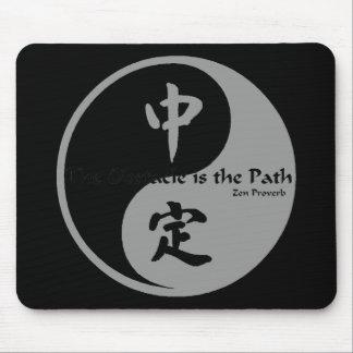 Yin Gang Template Mouse Pad