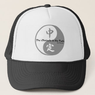 Yin Gang Template Trucker Hat