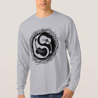 Yin Guit Notation Shirts