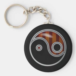 Yin Keychain