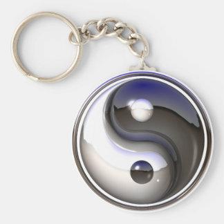 Yin/llavero de yang