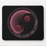 Yin púrpura cósmico Yang Tapetes De Ratones
