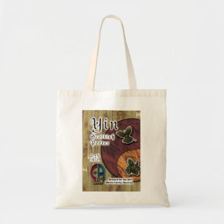 Yin Scottish Porter Tote Bag