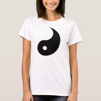 Yin T-shirt, looks great with Yang T-Shirt