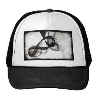 yin to yang trucker hat