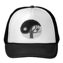 yin-tree-DKT Trucker Hat