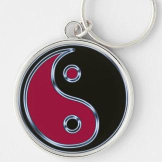 Yin y Yang 1 Llavero