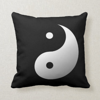 Yin y Yang Cojín