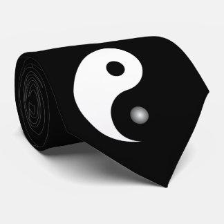 Yin y Yang Corbatas