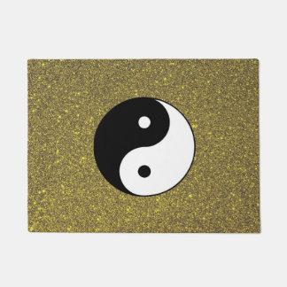 Yin y Yang Felpudo