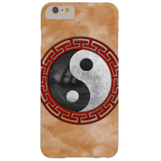 Yin y Yang Funda Para iPhone 6 Plus Barely There