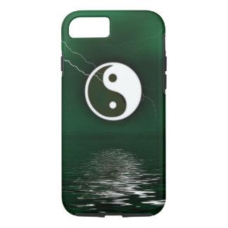 Yin y Yang Levitate el caso del iPhone 7 del Funda iPhone 7
