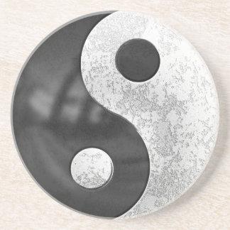 Yin y Yang Posavasos Cerveza