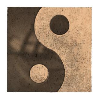Yin y Yang Posavasos