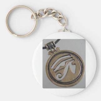 yin yan chinese love picture basic round button keychain