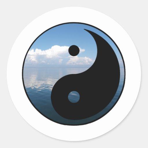 yin yang-1 stickers