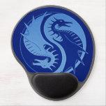 Yin Yang 2 Alfombrilla De Ratón Con Gel
